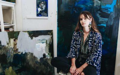 STUDIO VISIT | Artist Bridie Gillman
