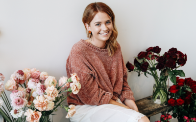 STUDIO VISIT | Florist Mim Fergie